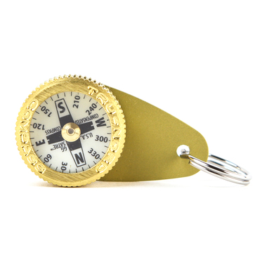 Tru-Nord Zipper Pull Compass
