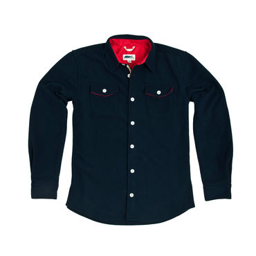 Edgevale BONDED FLEECE SHIRT JACKET