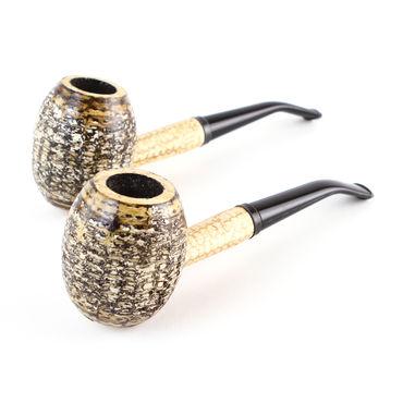 Missouri Meerschaum Country Gentleman Pipes (2)
