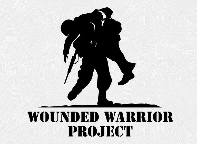 Image wounded warrior topo