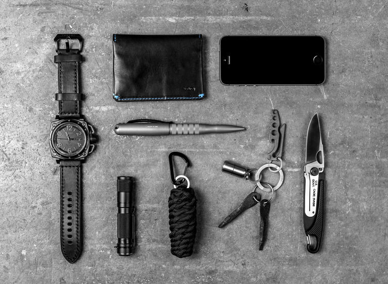 Image edc header all black