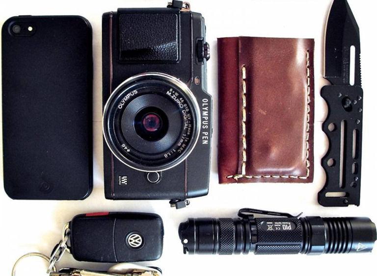 Image 2.11. pocket dump smartphone